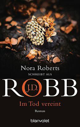 Taschenbuch Im Tod vereint von J.D. Robb