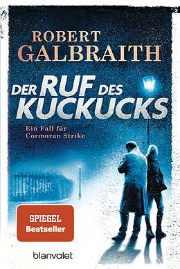 Kartonierter Einband Der Ruf des Kuckucks von Robert Galbraith