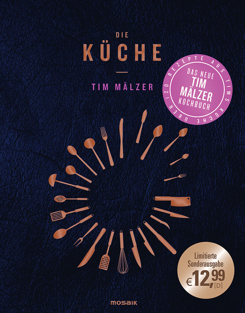 Die Küche - Tim Mälzer - Buch kaufen | exlibris.ch