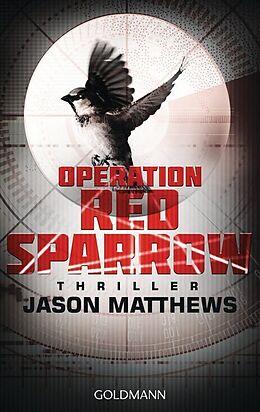 Operation Red Sparrow [Versione tedesca]