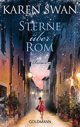 Kartonierter Einband Sterne über Rom von Karen Swan