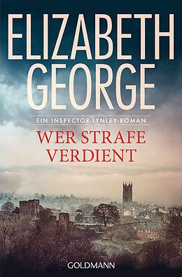 Kartonierter Einband Wer Strafe verdient von Elizabeth George