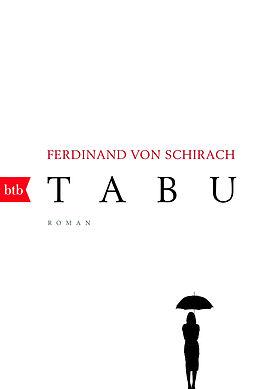 Kartonierter Einband Tabu von Ferdinand von Schirach