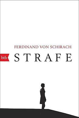 Kartonierter Einband Strafe von Ferdinand von Schirach