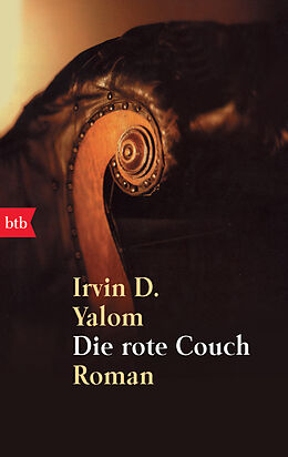Kartonierter Einband Die rote Couch von Irvin D. Yalom