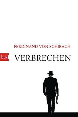 Kartonierter Einband Verbrechen von Ferdinand von Schirach