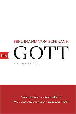 Kartonierter Einband GOTT von Ferdinand von Schirach