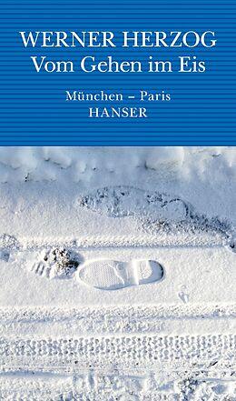 Fester Einband Vom Gehen im Eis von Werner Herzog