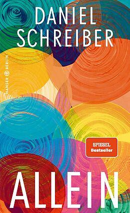 Fester Einband Allein von Daniel Schreiber