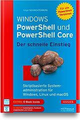 Windows PowerShell 5 - Der schnelle Einstieg