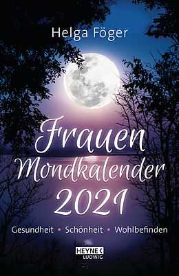Kalender Frauen-Mondkalender 2021 von Helga Föger