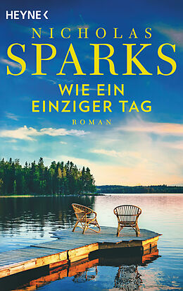 Kartonierter Einband Wie ein einziger Tag von Nicholas Sparks