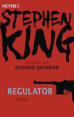 Kartonierter Einband Regulator von Stephen King