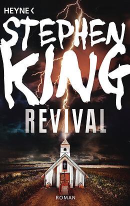 Kartonierter Einband Revival von Stephen King