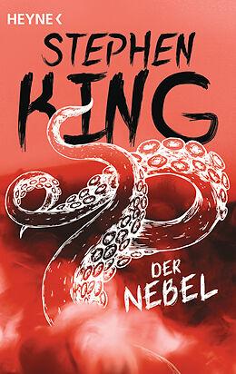 Kartonierter Einband Der Nebel von Stephen King