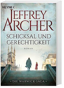 Kartonierter Einband Schicksal und Gerechtigkeit von Jeffrey Archer