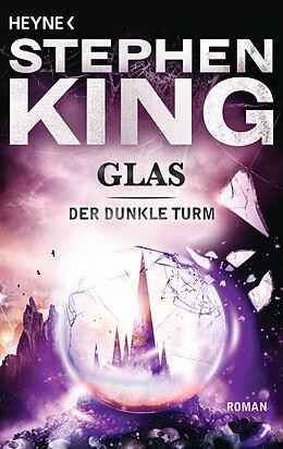 Kartonierter Einband Glas von Stephen King