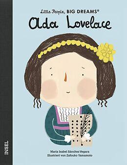 Fester Einband Ada Lovelace von María Isabel Sánchez Vegara