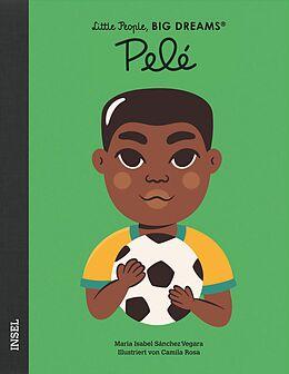Fester Einband Pelé von María Isabel Sánchez Vegara