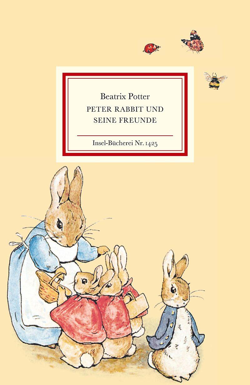 Peter Rabbit Deutsch