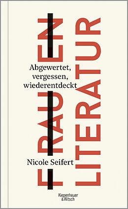 Fester Einband FRAUEN LITERATUR von Nicole Seifert
