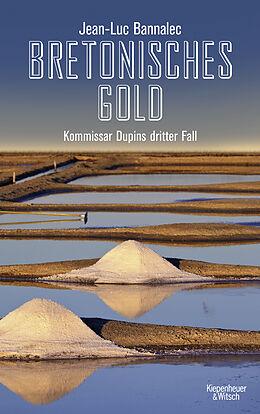 Kartonierter Einband Bretonisches Gold von Jean-Luc Bannalec