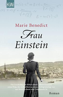 Paperback Frau Einstein von Marie Benedict
