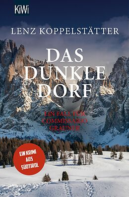 E-Book (epub) Das dunkle Dorf von Lenz Koppelstätter