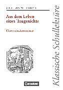 Joseph von Eichendorff: Aus dem Leben eines Taugenichts. Unterrichtskommentar