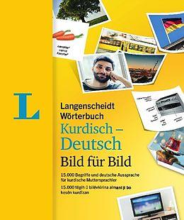 Langenscheidt Wörterbuch Kurdisch-Deutsch Bild für Bild [Versione tedesca]