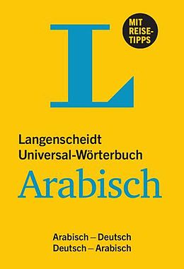 Universal-Wörterbuch Arabisch [Version allemande]