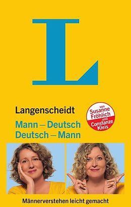 Fester Einband Mann-Deutsch / Deutsch-Mann von Susanne Fröhlich, Constanze Kleis
