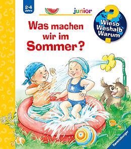 Spiralbindung Wieso? Weshalb? Warum? junior: Was machen wir im Sommer? (Band 60) von Patricia Mennen