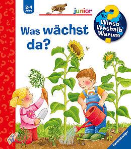 Pappband Wieso? Weshalb? Warum? junior: Was wächst da? (Band 22) von Constanza Droop