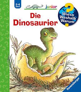 Spiralbindung Wieso? Weshalb? Warum? junior: Die Dinosaurier (Band 25) von Angela Weinhold