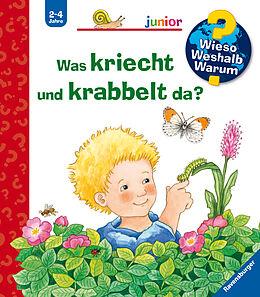 Spiralbindung Wieso? Weshalb? Warum? junior: Was kriecht und krabbelt da? (Band 36) von Irmgard Eberhard