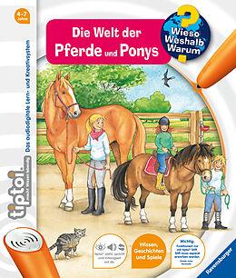 Spiralbindung tiptoi® Die Welt der Pferde und Ponys von Inka Friese