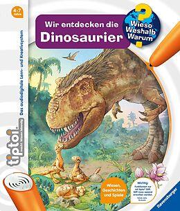 Spiralbindung tiptoi® Wir entdecken die Dinosaurier von Inka Friese