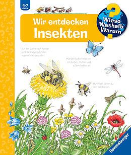 Spiralbindung Wieso? Weshalb? Warum? Wir entdecken Insekten (Band 39) von Angela Weinhold