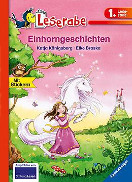 Einhorngeschichten [Version allemande]