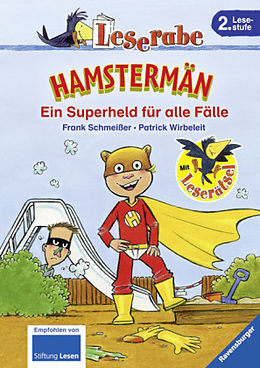 Hamstermän. Ein Superheld für alle Fälle [Version allemande]