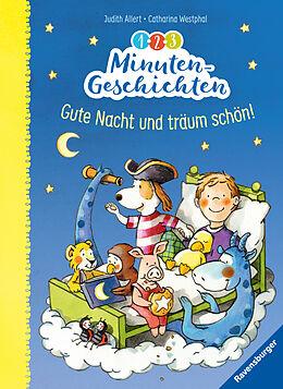 1-2-3 Minuten-Geschichten: Gute Nacht und träum schön [Versione tedesca]
