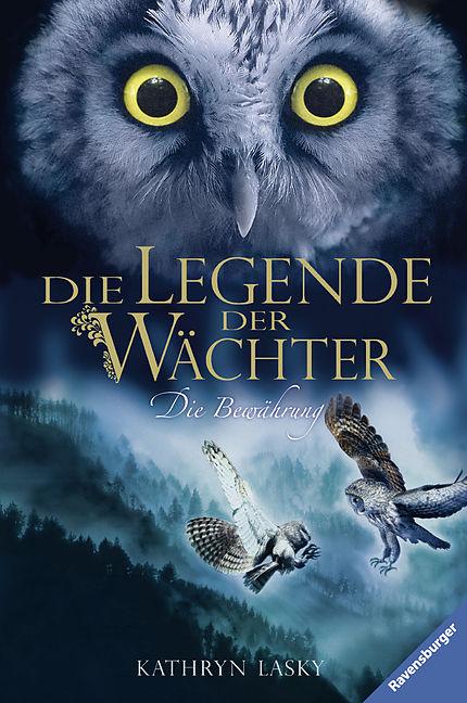 Die Legende der Wächter, Band 5: Die Bewährung [Versione tedesca]