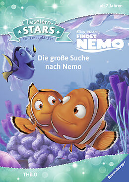 Leselernstars Disney Findet Nemo: Die große Suche nach Nemo [Version allemande]