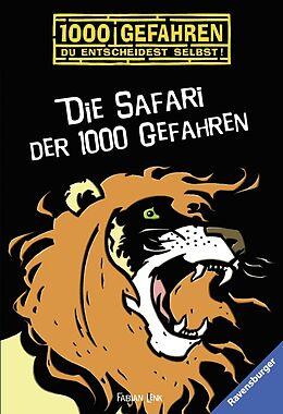 Die Safari der 1000 Gefahren [Versione tedesca]