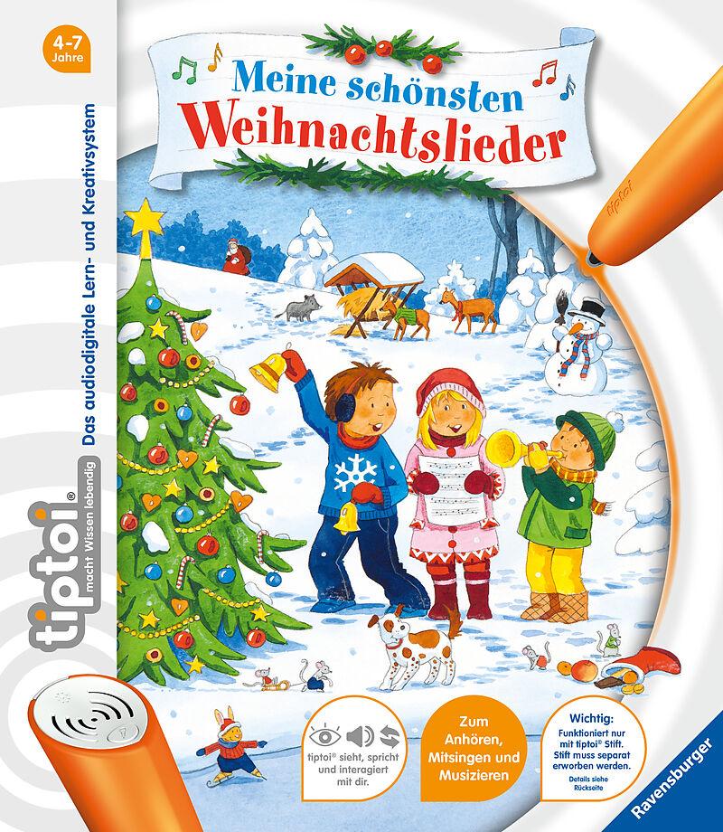 Die Schönsten Weihnachtslieder Englisch.Tiptoi Meine Schönsten Weihnachtslieder