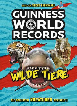 Fester Einband Guinness World Records Wilde Tiere von