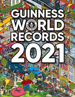 Fester Einband Guinness World Records 2021 von