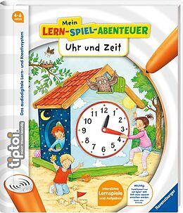 Spiralbindung tiptoi® Uhr und Zeit von Heike Tober
