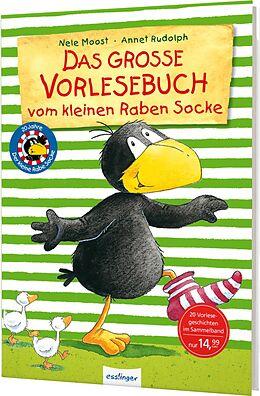 Der kleine Rabe Socke: Das große Vorlesebuch vom kleinen Raben Socke [Versione tedesca]